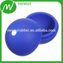 Varios diseños únicos Bola de goma de Openable de encargo