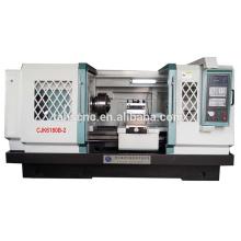 Large Diameter Lathe Machine Cjk6180b CNC Lathe and Heavy Duty Machines with CE From Taian Haishu
