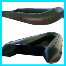 PVC de 0.9mm velocidade do barco, barco de dobramento
