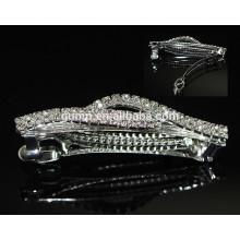 Barato Rhinestone Hairgrip Girls Headwear Glitter Cristal Barrette