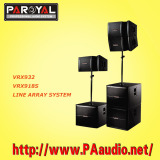 Line Array VRX932 VRX918