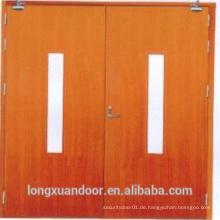 BS Standard Solide Buche Holz Feuer Bewertet Tür, Flush Fire Türen