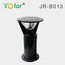 Stainless steel CE garden bollard light solar for garden/parking lot solar lighting IP65