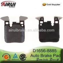 D1656-8885 plaquette de frein automatique pour 228i, 328d, 328i, 335i, 428i, 435i, M235i