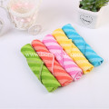 Assorted Colors Small Clean Cloth Towels Set