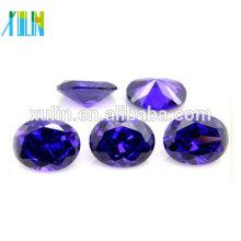 piedras preciosas sueltas CZ Stone; Piedra suelta de 2 mm cz