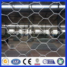 hot dipped galvanized stone cage/rock filled gabion basket