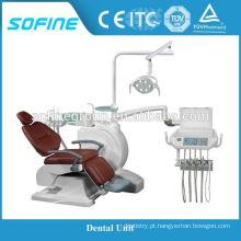 HOT SALE Air Top-Montado o melhor preço cadeira dental para clínicas