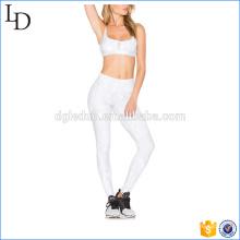 Correas de hombro ajustables mujeres gimnasio legging yoga desgaste de la aptitud