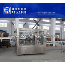 Good Price Bottled Carbonated Water Beverage Rinser Filler Capper Machine