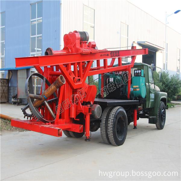 artesian well drilling machine