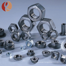 Hot sale low price Din934 titanium twelve square nuts