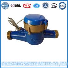 Medidor de agua residencial de Impulse de latón Lxsg15-40