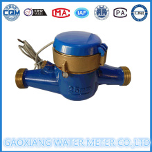 Brass Impulse Residential Water Meter Lxsg15-40