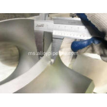 Hastelloy C22 ASTM B366 UNS N06022 Butt Weld Fitting