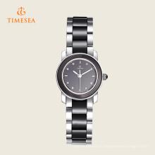 Высокое качество Кварцевые керамические наручные часы для женщин 71132
