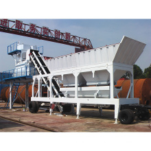 75m3/H Movable Concrete Mixing Plant