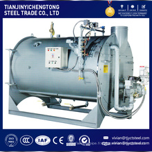 Chaudière industrielle à haute température de charbon / chaudière de cosse de riz