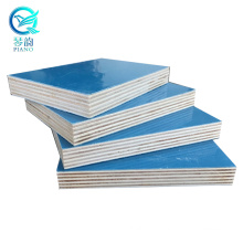 high quality 18mm green pp plastic plywood for construction