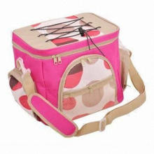 Nylon Cooler Bag, Eco-friendly and Reusable, Available in Various Styles and Colors