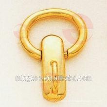 Hebilla de anillo de metal para el cinturón de la bolsa de elevación (N10-347A)