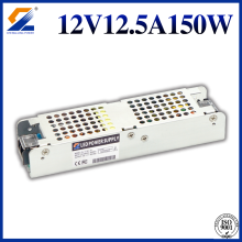 12V 12.5A 150W Slim Switching Power Supply