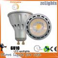Epistar Chip COB LED GU10 Lampe LED
