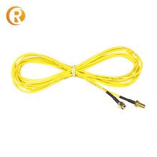 Custom sma male/sma female coaxial cable custom length rg48/ rg174/rg316 antenna cables