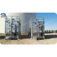 Square Counter-flow Cooling Tower Small Cooling Tower for Distillation Tower