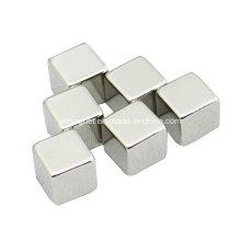10mm Vendas quentes novas que brilham o ímã superficial de Rubik do cubo