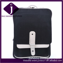 High Quality Canvas Backpack Korean Style Young Man Backpack