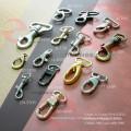 25mm Metal Bag Snap Hook for Woman Handbag Business Bag and Dog Leash