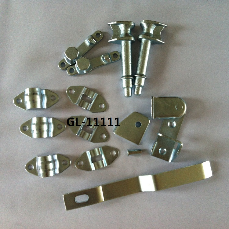 Semi-Trailer Door Hardware