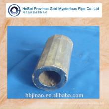 Pequeno diâmetro tubo de aço sem costura para tubo manga