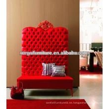 Diseño del sofá de la parte posteriora del amor del diseño del sofá del amor 007