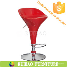 2016 New Arrival Cheap Commercial Swivel Bar Use ABS Bar Stool