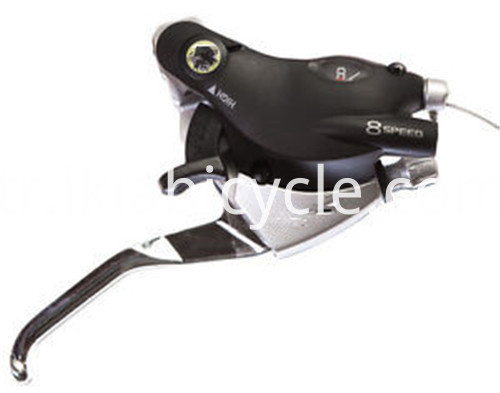 Aluminium Mountain Bicycle Shifter Lever