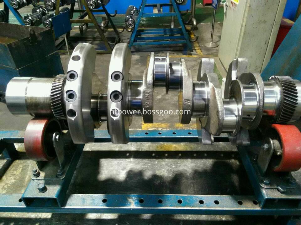BF6M1015 crankshaft assy 04261635k