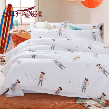 Factory Directly High Quality Hotel Bedding Linen Supplier 100 cotton print bedding sets
