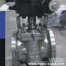 Stainless Steel Sleeve Type Plug Valve