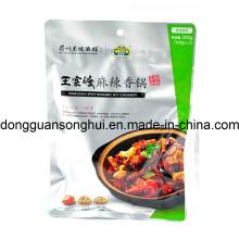 Sac à vide en aluminium / sac à viande à vide
