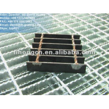 Rejilla plana de la barra de la industria serrada