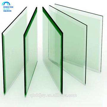Gehärtetes Glas (für Vorhangfassade)