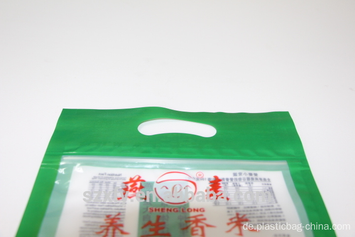 Bopp Laminated 5kg 20kg 50kg Size Rice Bag with Printing and Handle