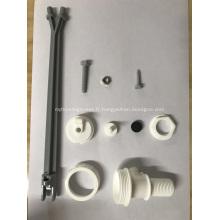 Ligne d'assemblage Auctomatic pour pièces en plastique