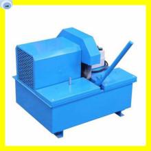 Machine de découpage hydraulique de tuyau de fil machine de découpage de tube en caoutchouc