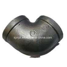 Heavy Series Malleable Iron Pipe Fitting Black Elbow