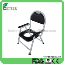 Cheap Powder coated Steel Toilet chair