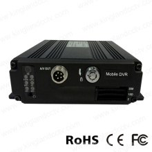 4CH Ahd 720p Mini Dual SD Card Mobile DVR