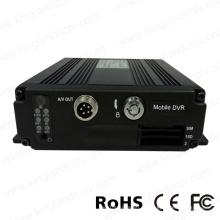 4CH Ahd 720p Mini Dual SD Card Мобильный DVR